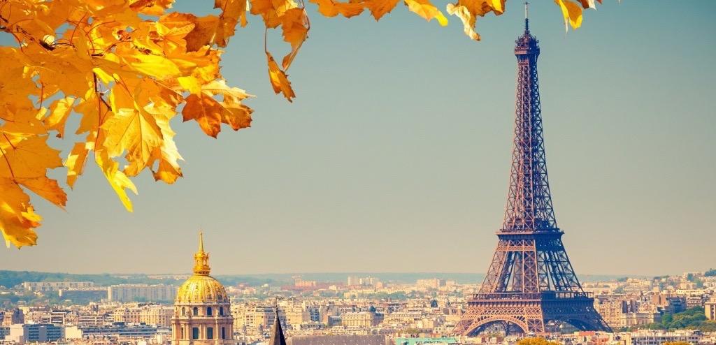 Viagem Cultural de Paris a Roma.