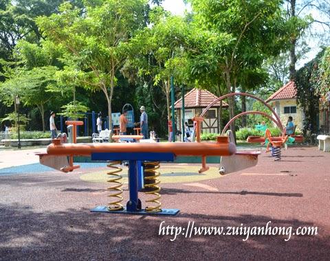Fraser Hill Playground