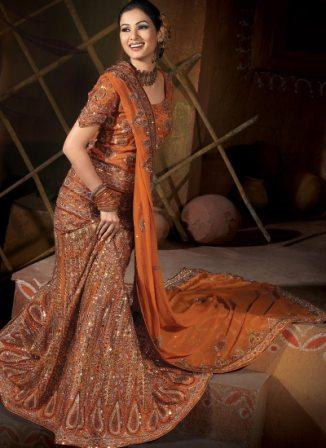 Pakistani-Bridal-Lehanga-Wedding-Dress