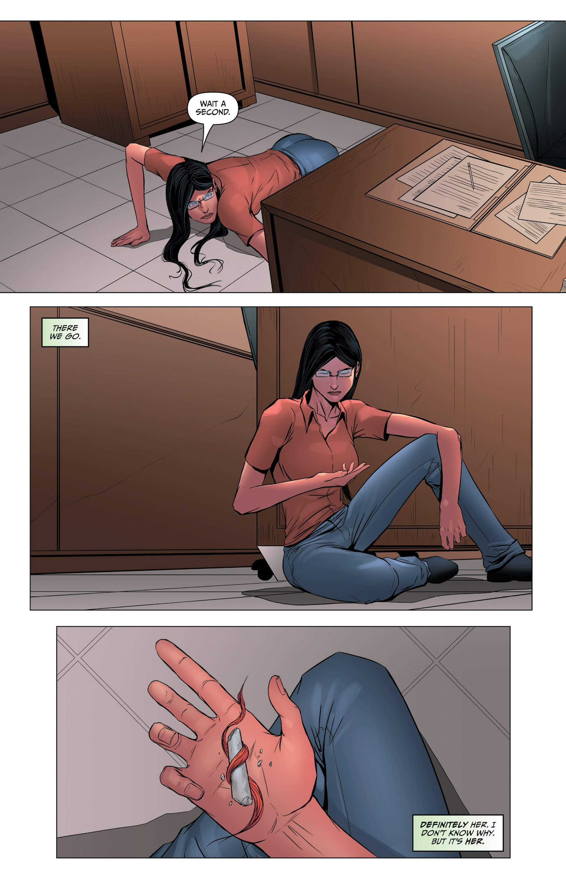 Grimm Fairy Tales (2005) Issue #89 #92 - English 16
