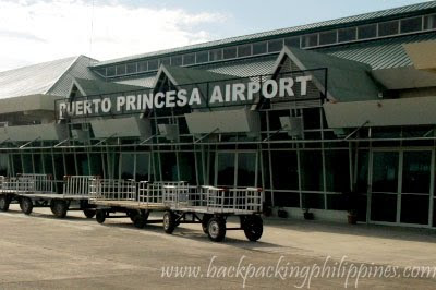 puerto princesa airport palawan