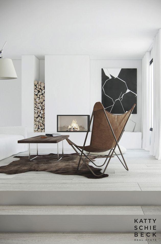 Icono interiorismo silla butterfly un icono del dise o for Sillas salon diseno