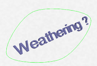 weathering definition