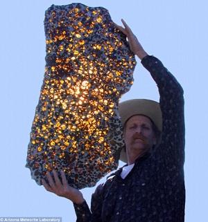 Meteorito de Fukang