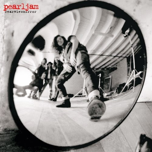 CDs in my collection: Rearview Mirror by Pearl Jam