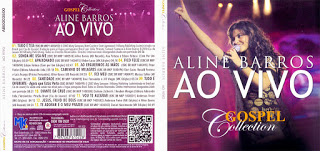 CD Gospel Collection – Aline Barros (2015