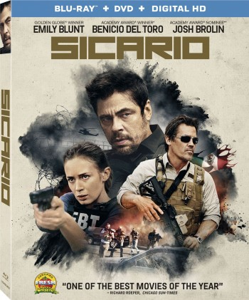 Sicario 2015 English Bluray Download
