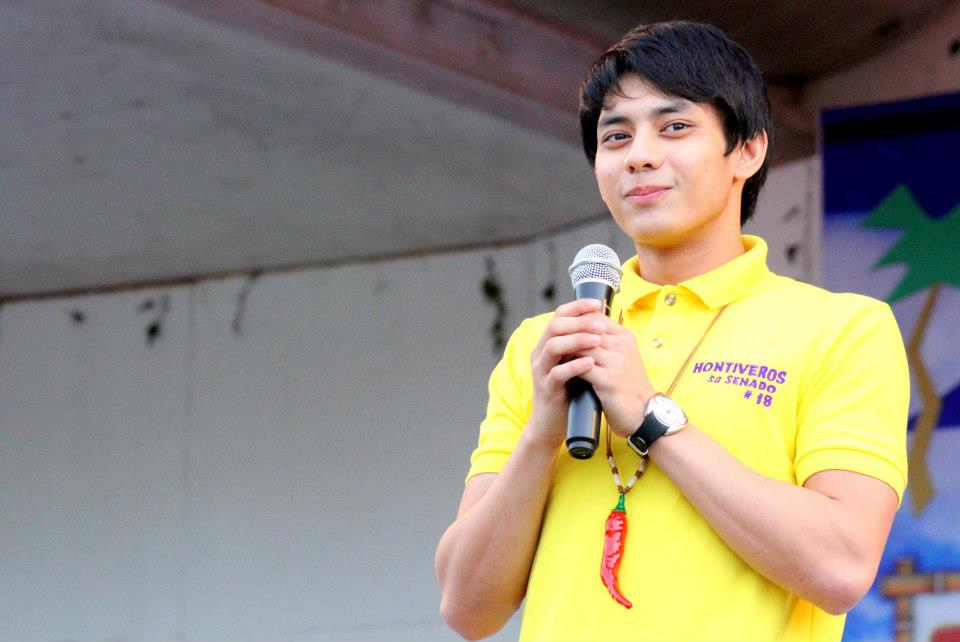 , brother of Risa Hontiveros and former PInoy Big Brother finalists