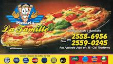 As melhores pizzas da região.