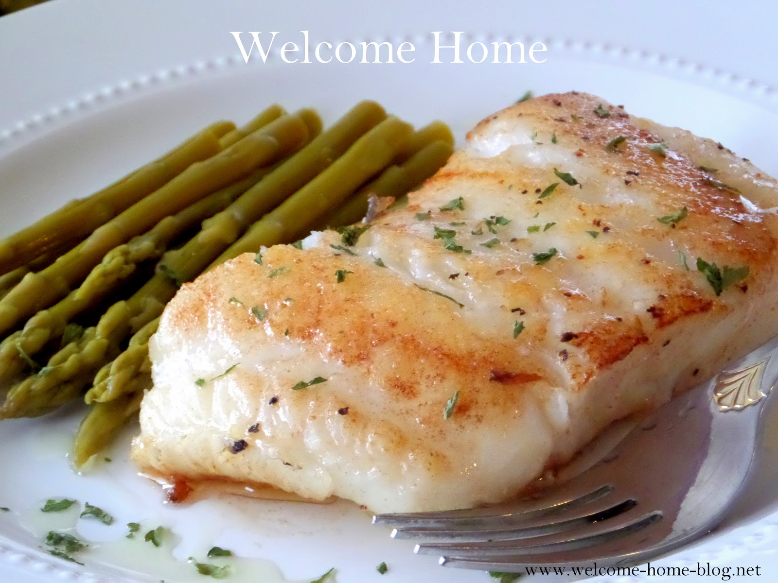 Welcome home blog pan seared chilean sea bass for Turkish sea bass recipe
