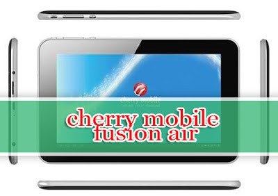 cherry mobile fusion air