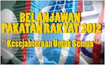 Pakatan's Alternative Budget 2012