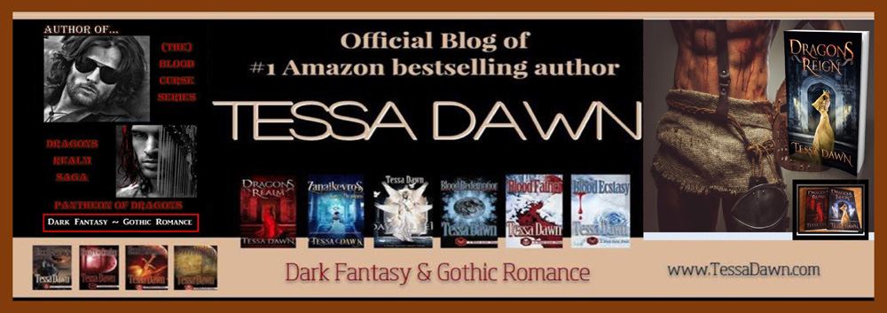 Author Tessa Dawn