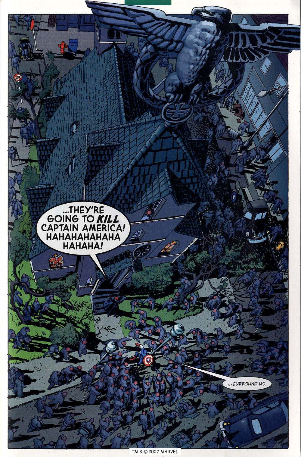 Captain America (1998) Issue #50 #57 - English 71