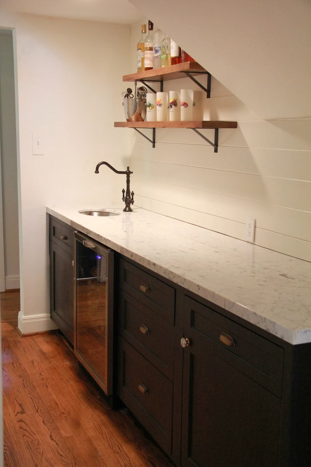 in case you missed it this is the before wet bar post