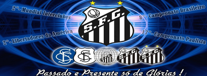 imagem capa background plano de fundo facebook Santos fc