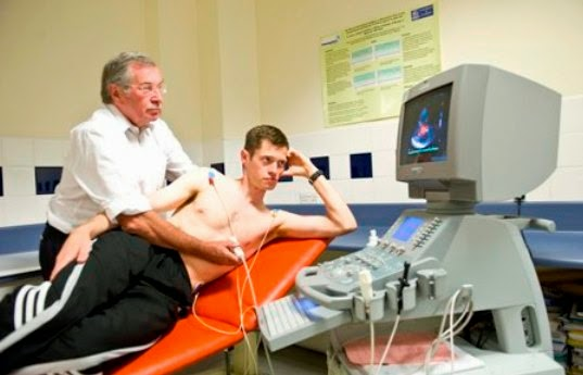 Elite Athletes Should Get Heart Screening Says Expert