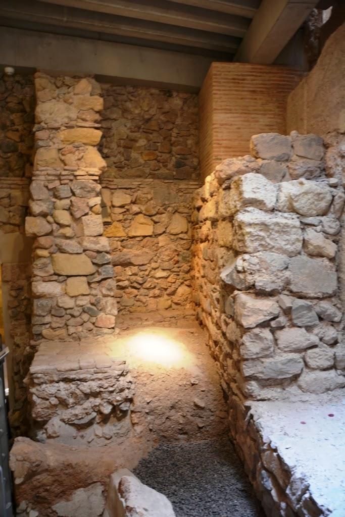 Theatro Romano Cartagena underground