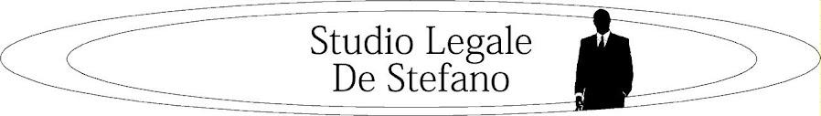 Studio Legale Avv. GUGLIELMO DE STEFANO -
