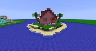 Casa do Kame Minecraft