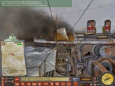 1914 Shells Of Fury For PC