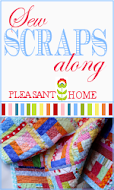 Sew Scraps Along