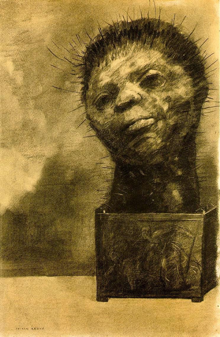 Odilon Redon, Cactus Man