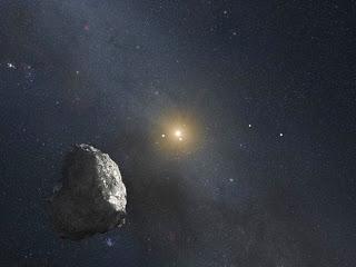 Descubierto el objeto mas distante del sistema solar