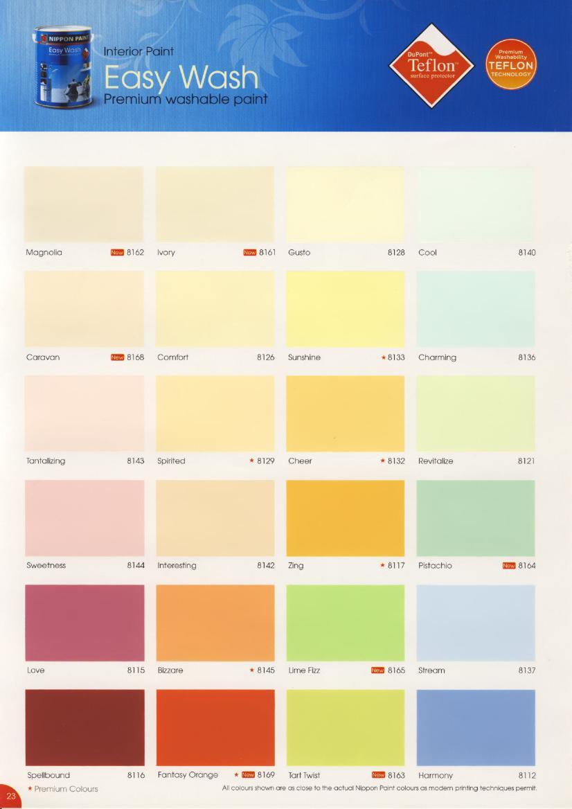 katalog warna nippon paint arsitektur on seven