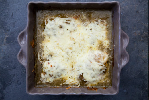 Let's Eat!: Salsa Verde Chicken Bake