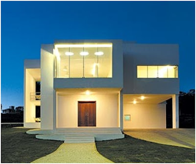MINIMALIST HOUSE FACADES MINIMALIST HOMES : HOUSE FACADES AND HOME ...