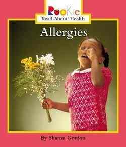 bookcover of ALLERGIES  by Sharon Gordon