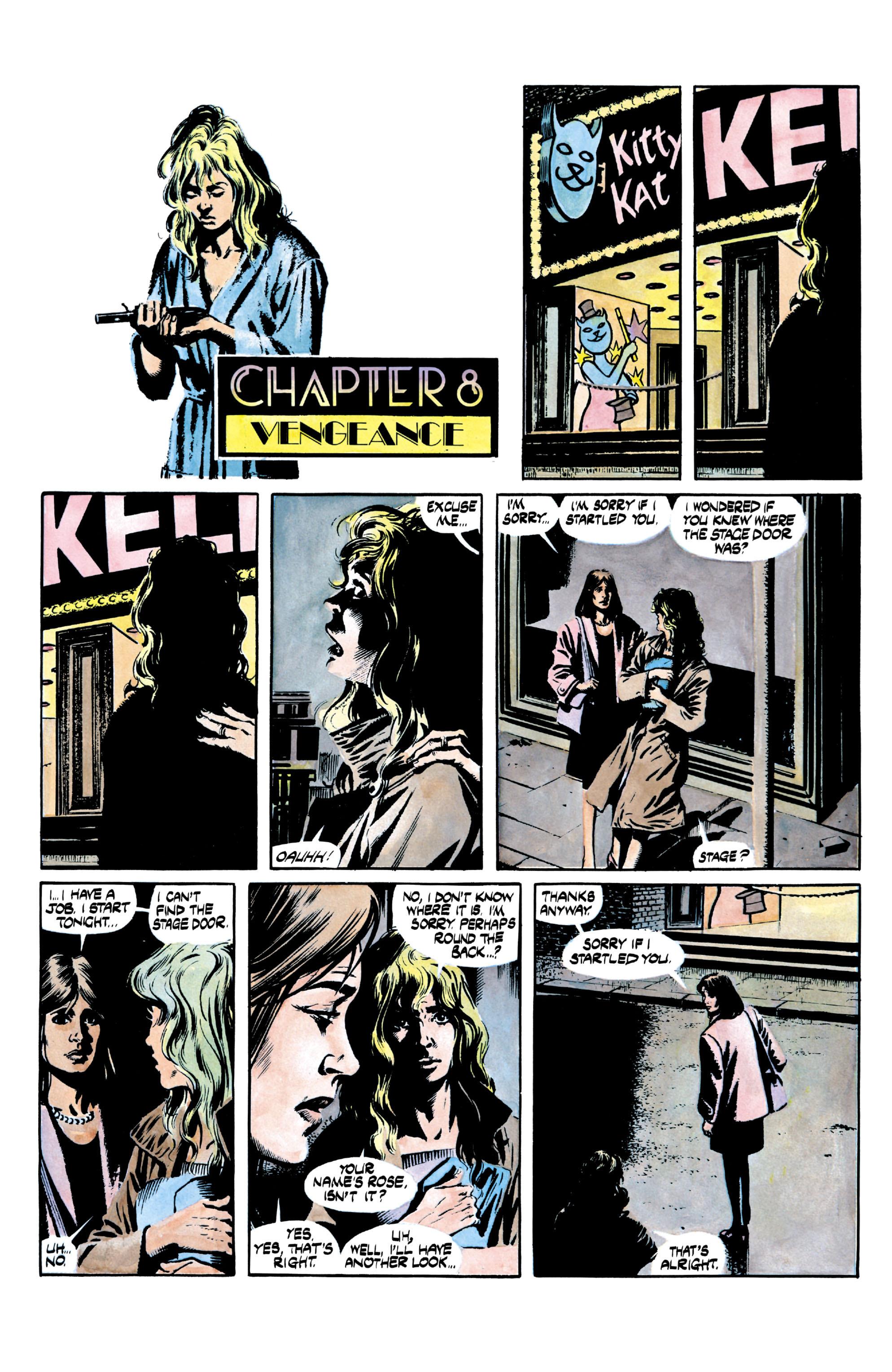 V for Vendetta 6 Page 2