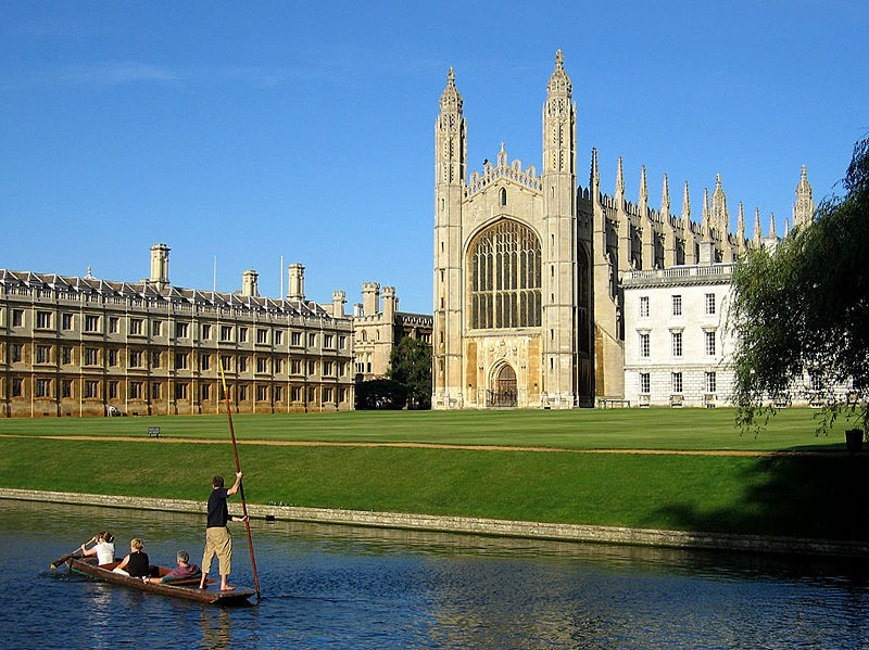 UNIVERSIDAD DE CAMBRIDGE, INGLATERRA