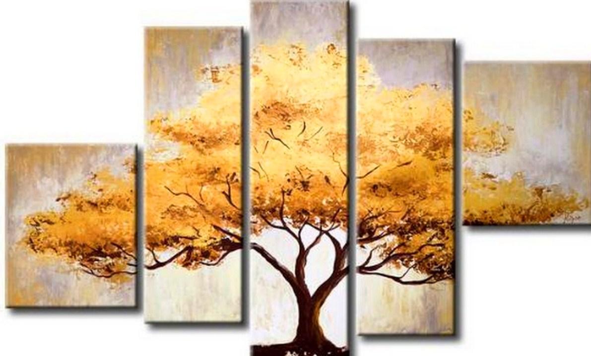 Pinturas cuadros lienzos paisaje decorativo - Oleos decorativos ...