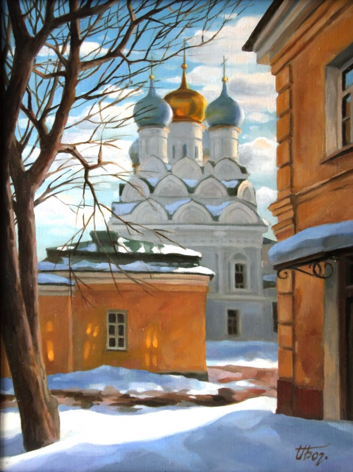 Российский художник. Богданова Ирина