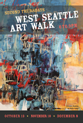 Art Walk Postcard Front