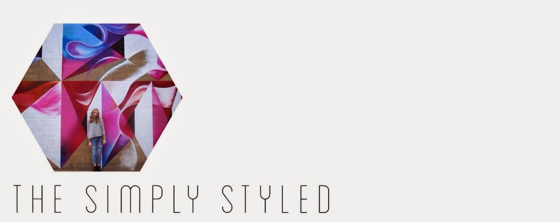 the simply styled