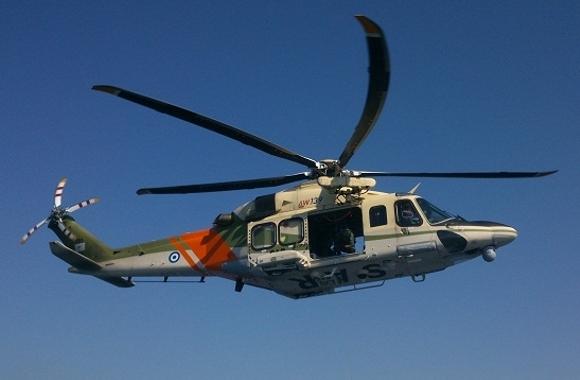 Helikopter AW139 SAR