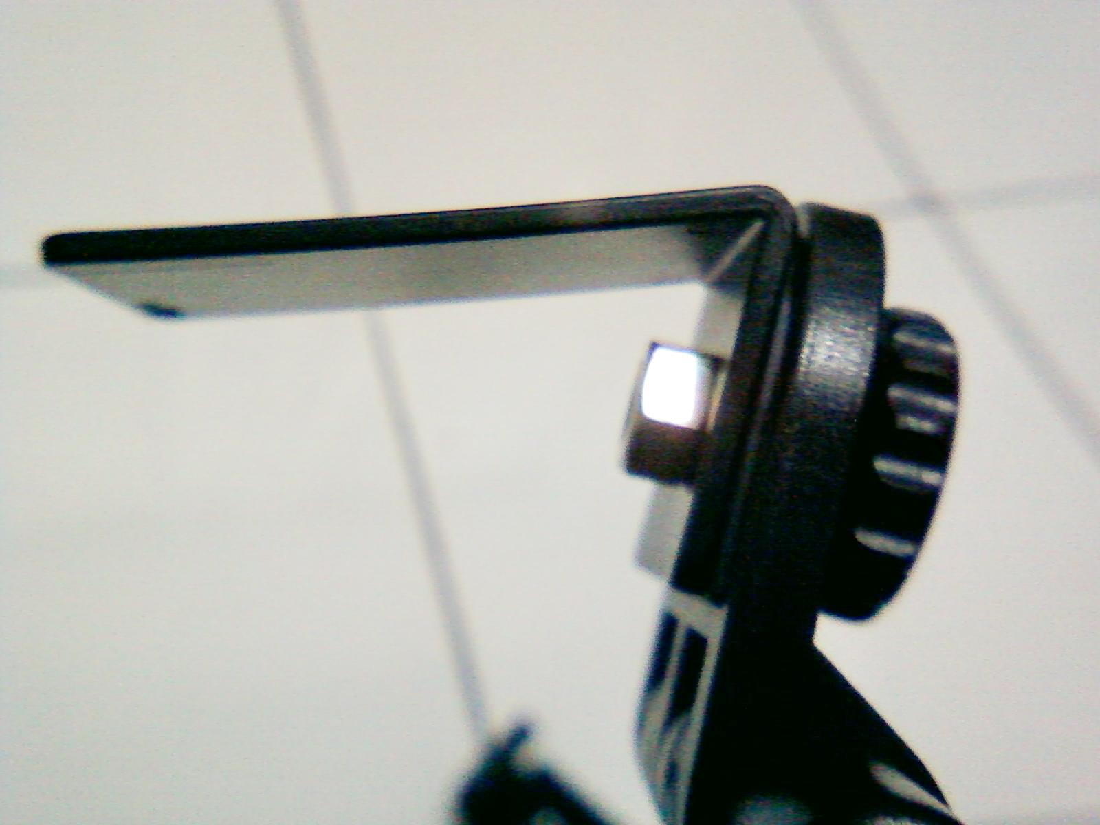 Modifikasi Tripot Meja Untuk Kamera Menjadi Tripot Kamera