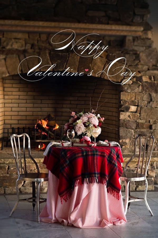 romantic-table-setting & Top Tips for Creating a Romantic Table Setting