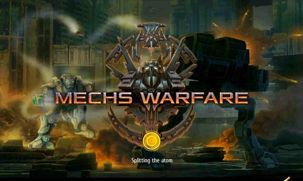 Mechs Warfare v0.4.406 Download [ Mod money] Apk paid
