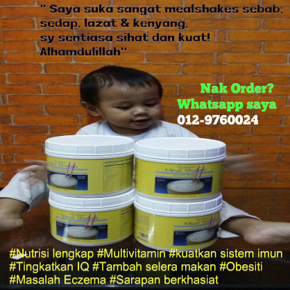 nutrisi kanak-kanak