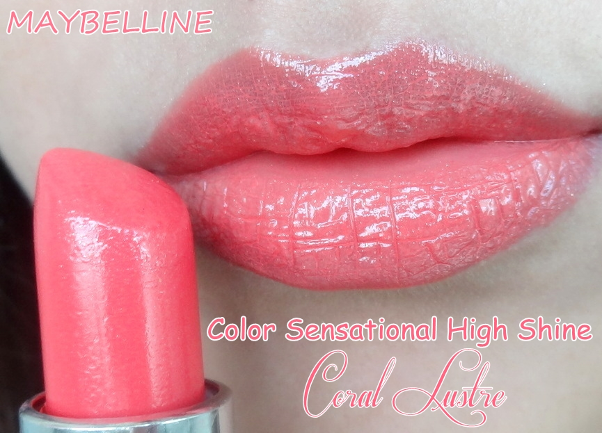 Indian Vanity Case: Maybelline Color Sensational High Shine Lipstick ...