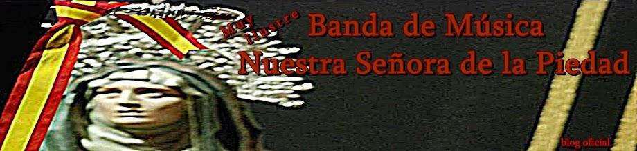 Banda de CC.TT. de la M.I. Cofradía Nª Sª de la Piedad