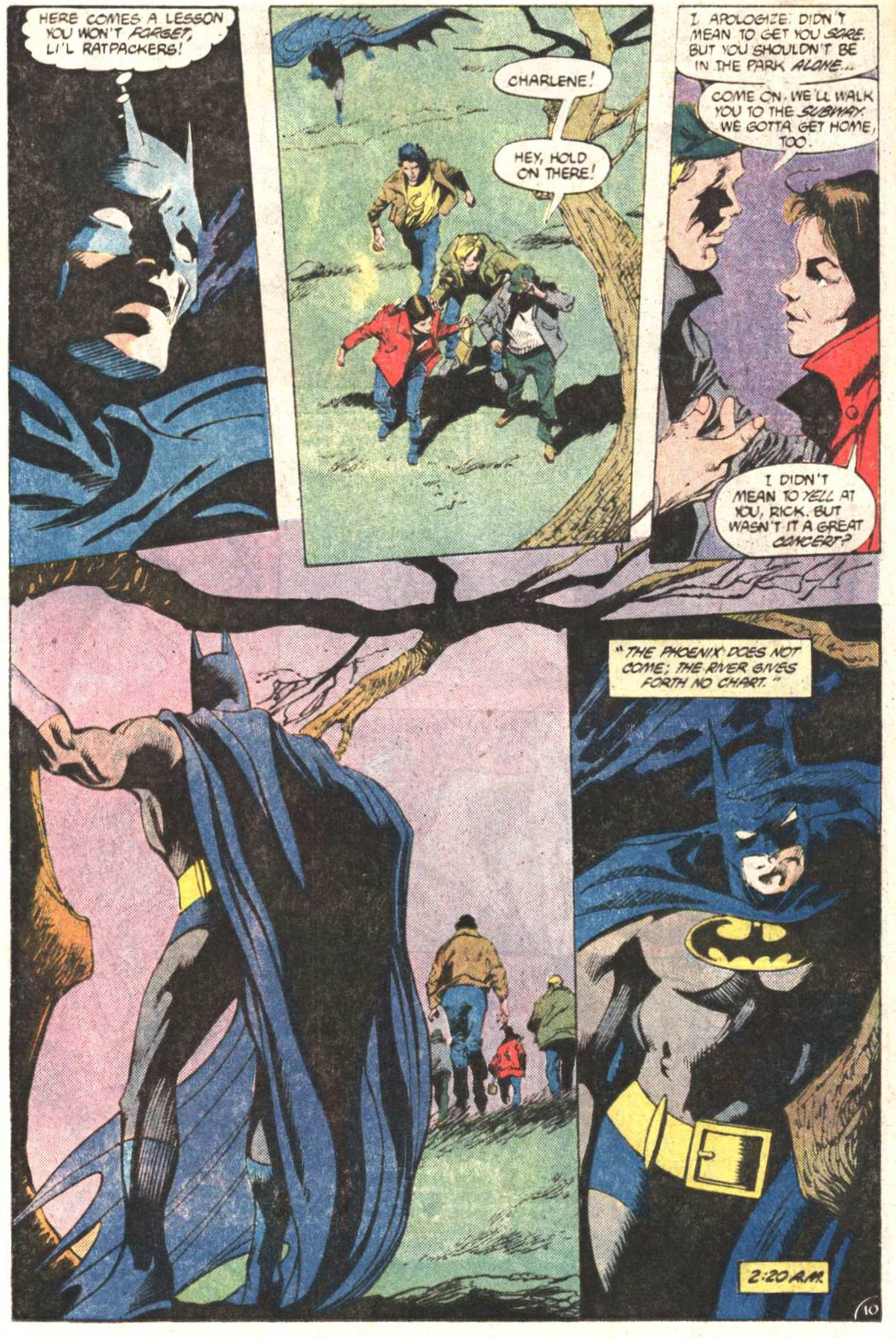 Detective Comics (1937) Issue #567 Page 11