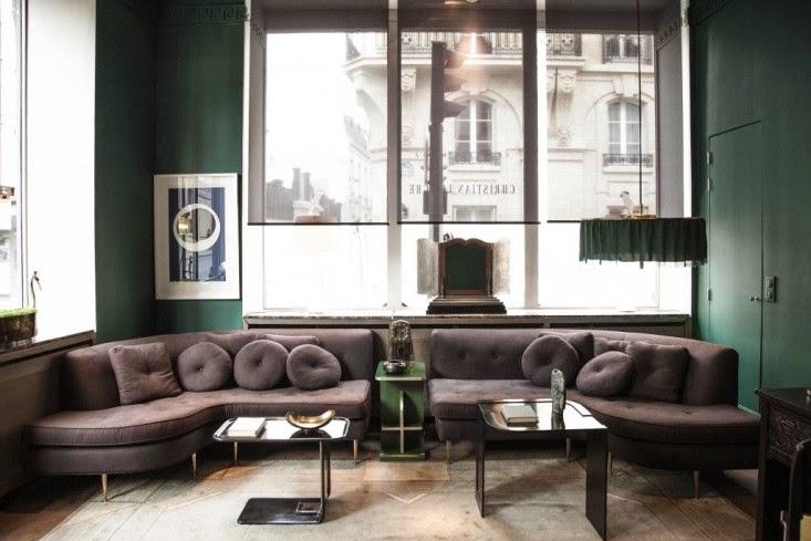 Einrichten und Wohnen im neuen Lebensstil – Pariser Flair von Art Deco bis OpArt