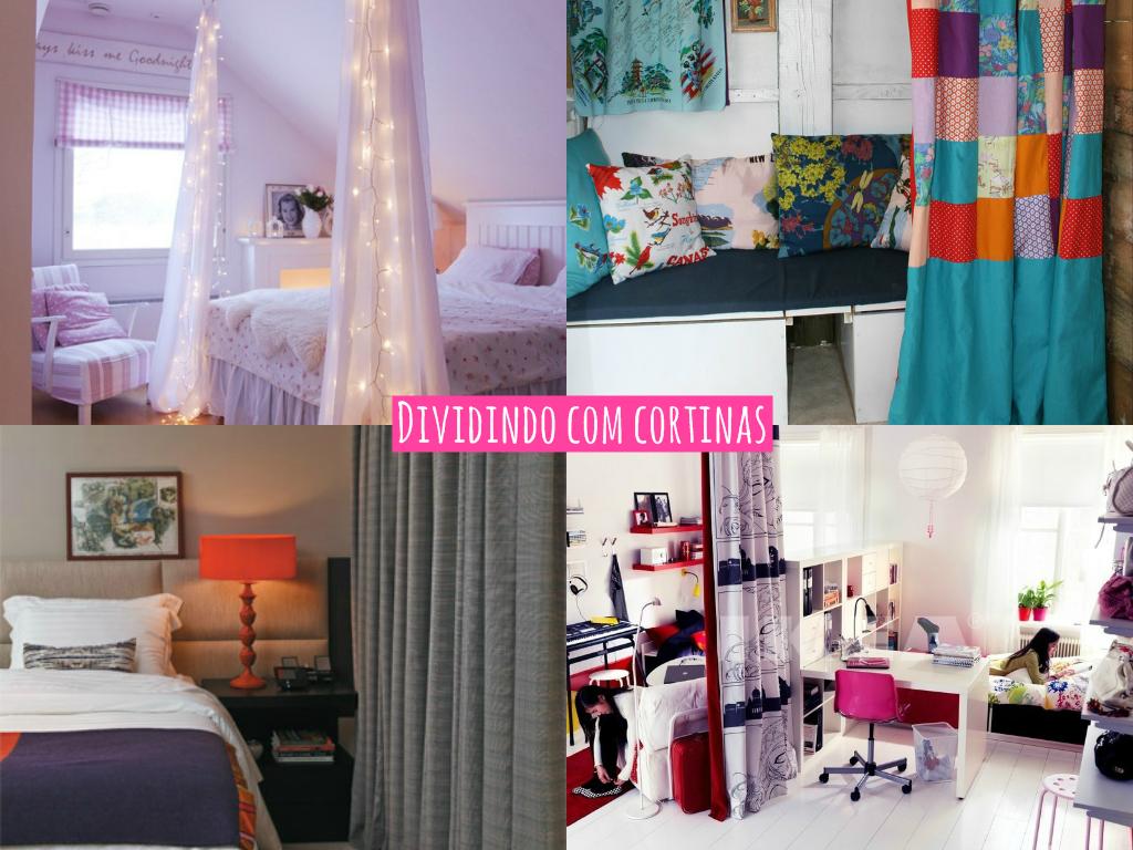 Como decorar quartos divididos entre irmãos? #BF0C65 1024x768