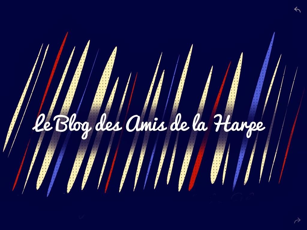 Le Blog des Amis de la Harpe