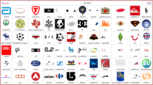 Logos Quiz Answers Level 10